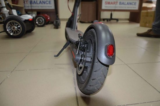 Xiaomi MiJia Smart Electric Scooter (черный)
