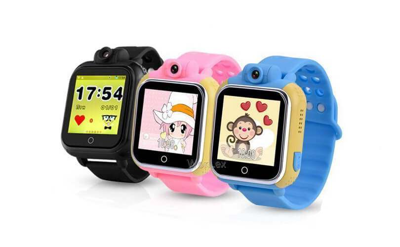 Купить Smart Baby Watch Wonlex Q100