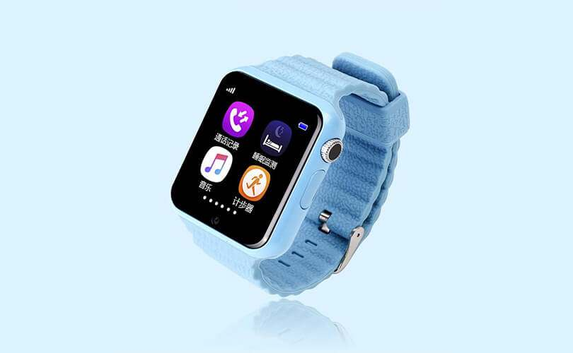Купить SMART BABY WATCH WONLEX GW800S